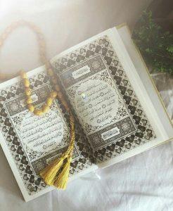 تدبر در قرآن، میثاق با نور